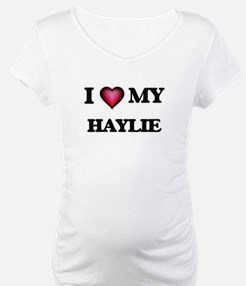 I love my Haylie Shirt