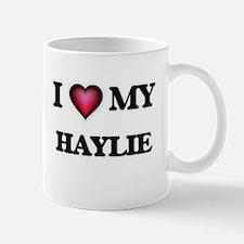 I love my Haylie Mugs