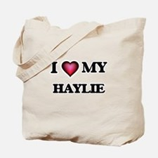 I love my Haylie Tote Bag