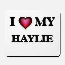 I love my Haylie Mousepad