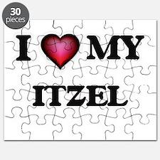 I love my Itzel Puzzle