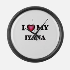 I love my Iyana Large Wall Clock