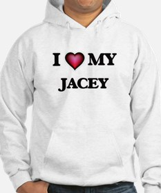 I love my Jacey Sweatshirt