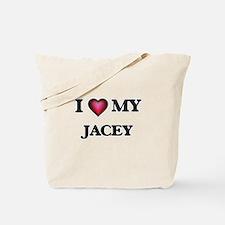 I love my Jacey Tote Bag