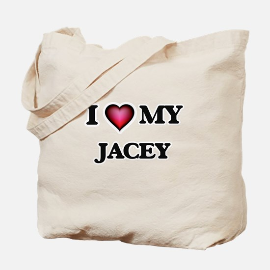 I love my Jacey Tote Bag