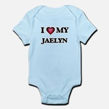 I love my Jaelyn Body Suit