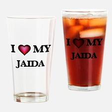 I love my Jaida Drinking Glass