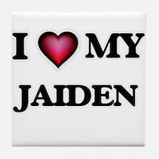 I love my Jaiden Tile Coaster