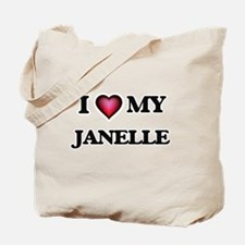 I love my Janelle Tote Bag