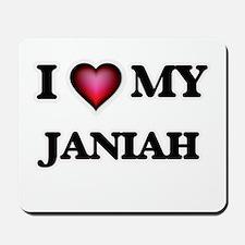 I love my Janiah Mousepad