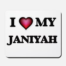 I love my Janiyah Mousepad