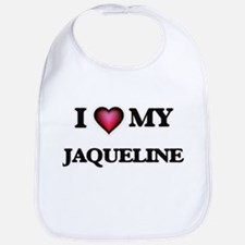 I love my Jaqueline Baby Bib