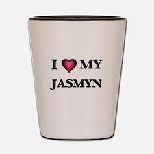 I love my Jasmyn Shot Glass