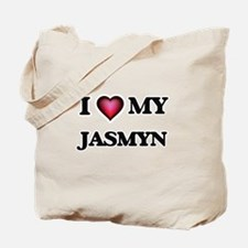 I love my Jasmyn Tote Bag