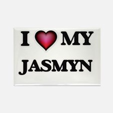 I love my Jasmyn Magnets