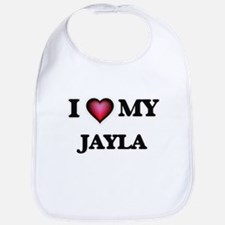I love my Jayla Baby Bib
