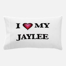 I love my Jaylee Pillow Case