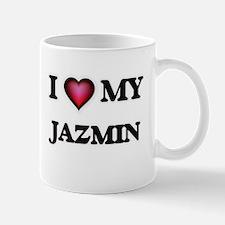 I love my Jazmin Mugs