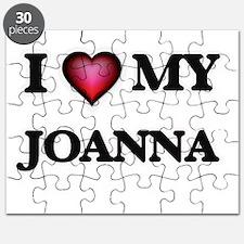 I love my Joanna Puzzle