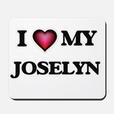 I love my Joselyn Mousepad