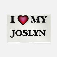 I love my Joslyn Magnets