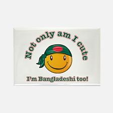 Not only am I cute I'm Bangladeshi too Rectangle M
