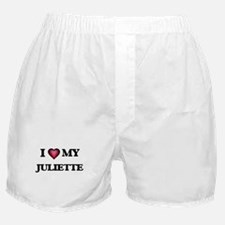 I love my Juliette Boxer Shorts