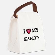 I love my Kaelyn Canvas Lunch Bag