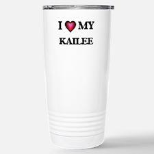 I love my Kailee Travel Mug