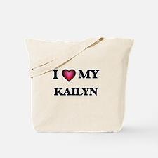 I love my Kailyn Tote Bag
