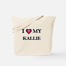 I love my Kallie Tote Bag