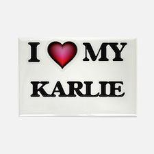 I love my Karlie Magnets