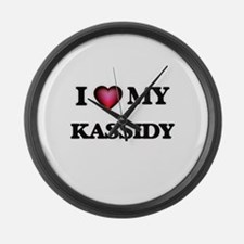 I love my Kassidy Large Wall Clock