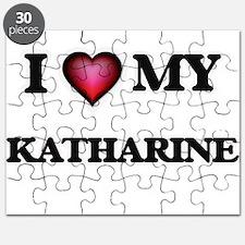 I love my Katharine Puzzle
