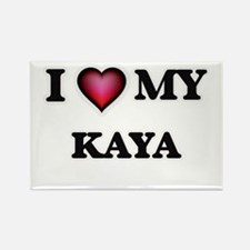 I love my Kaya Magnets