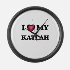I love my Kaylah Large Wall Clock