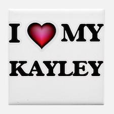 I love my Kayley Tile Coaster