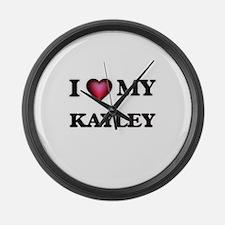 I love my Kayley Large Wall Clock
