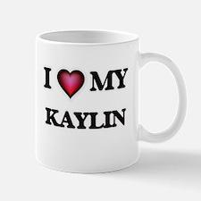 I love my Kaylin Mugs