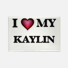 I love my Kaylin Magnets