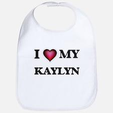 I love my Kaylyn Baby Bib