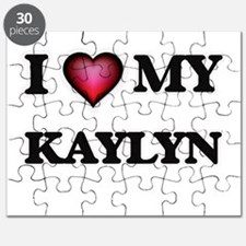 I love my Kaylyn Puzzle