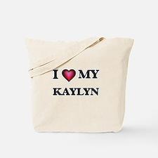 I love my Kaylyn Tote Bag