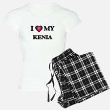 I love my Kenia Pajamas