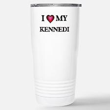 I love my Kennedi Stainless Steel Travel Mug