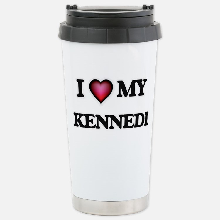 I love my Kennedi Stainless Steel Travel Mug