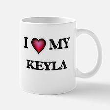 I love my Keyla Mugs