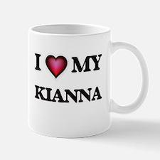 I love my Kianna Mugs