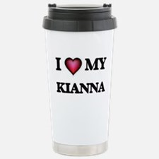 I love my Kianna Travel Mug
