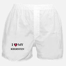 I love my Kiersten Boxer Shorts